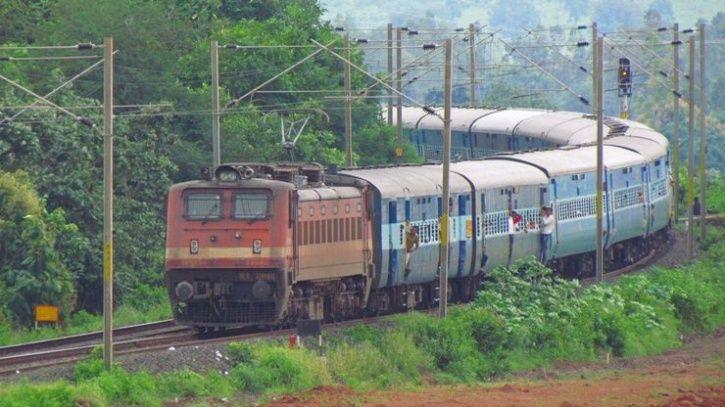 Engineless Train
