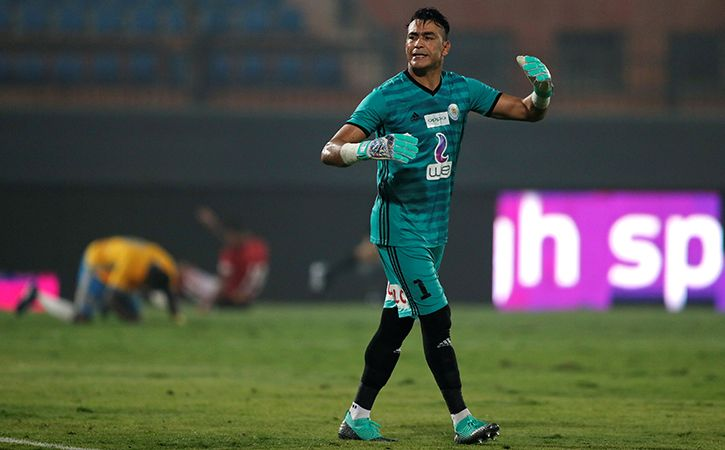 Essam El Hadary The Oldest Player To Play In A FIFA World Cup