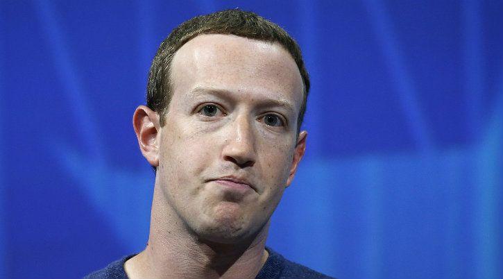 facebook ceo mark zuckerberg reuters angry