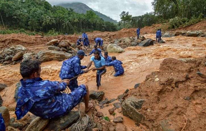 Flood Hit Kerala