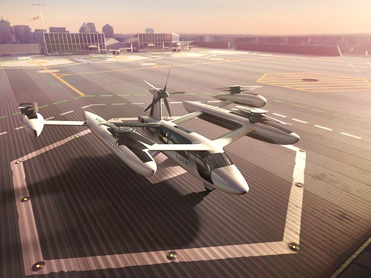 Flying taxi in india