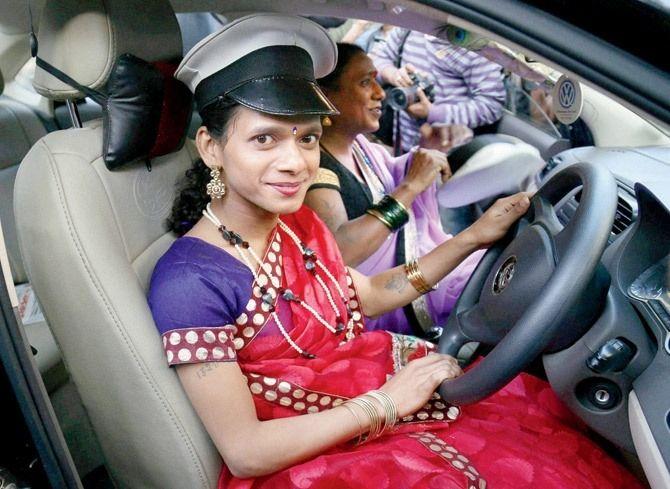 G TAXI Transgender Kerala