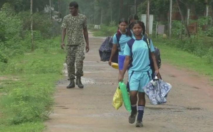 Girl In Chhattisgarh Are Fighting Naxalism With Hockey