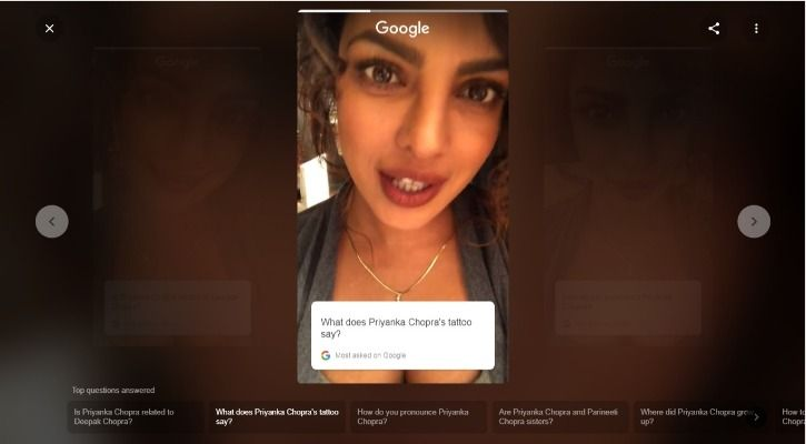 Google Cameos