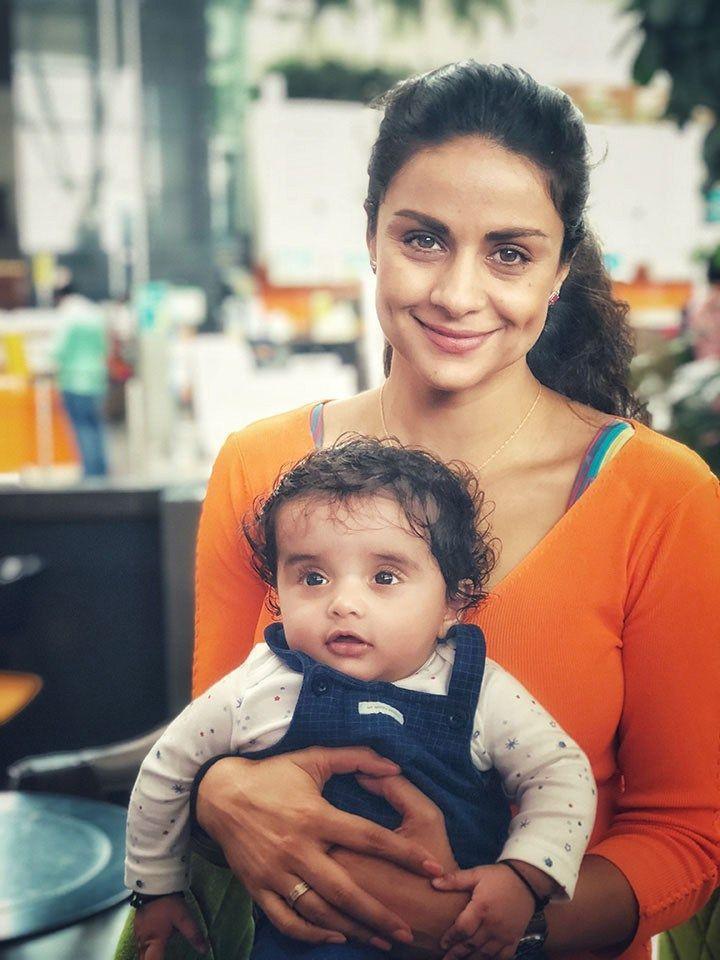 Gul and Baby