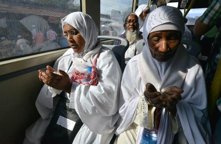Hajj Women