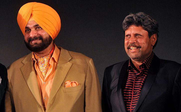 imran khan invite sidhu and kapil dev