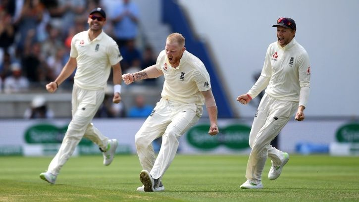 India lost the first Test to England