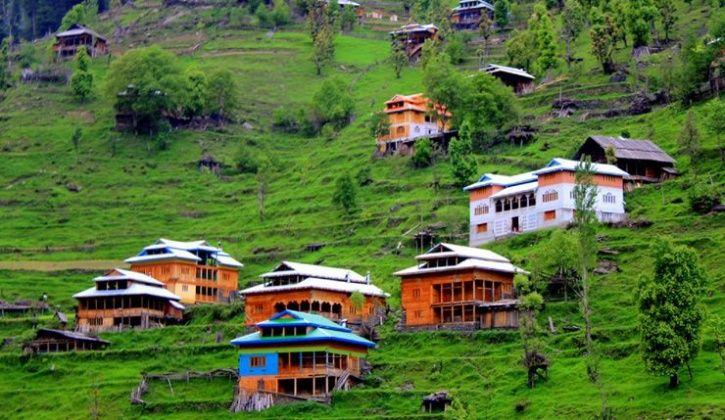 Jammu and kashmir Solar light