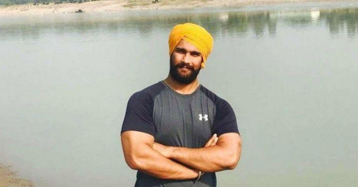 Jaskanwar Gill wrestler