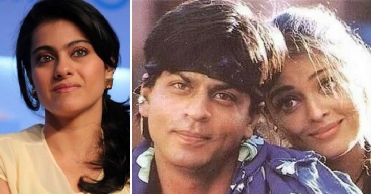 Kajol Could Have Been Shah Rukh Khan's Perfect Twin Sister In Josh Had She Not Denied The Role