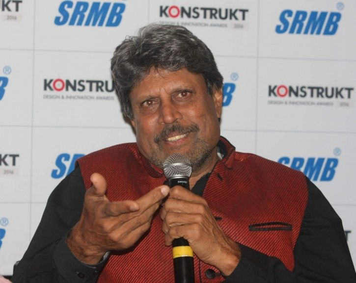 Kapil Dev asked Dawood Ibrahim to leave