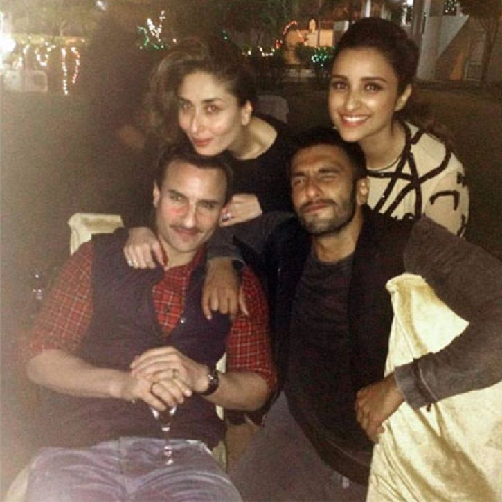 Kareena Kapoor Is Excited To Team-Up With Ranveer Singh For 'Takht', Says It's Her Honour To Work Wi