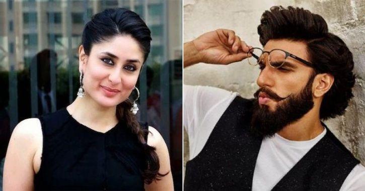 kareena kapoor khan and ranveer singh