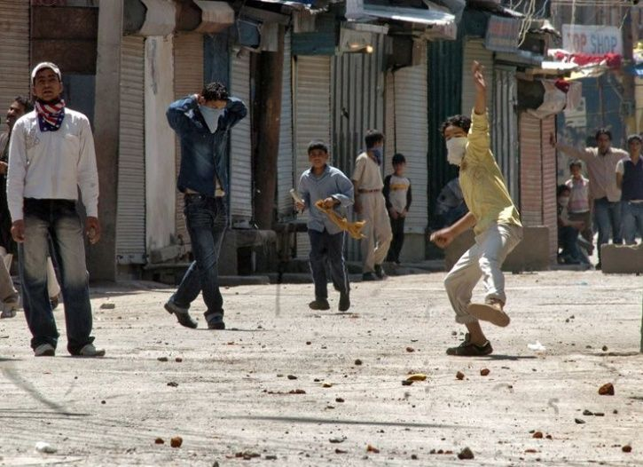 Kashmir locals joining militancy