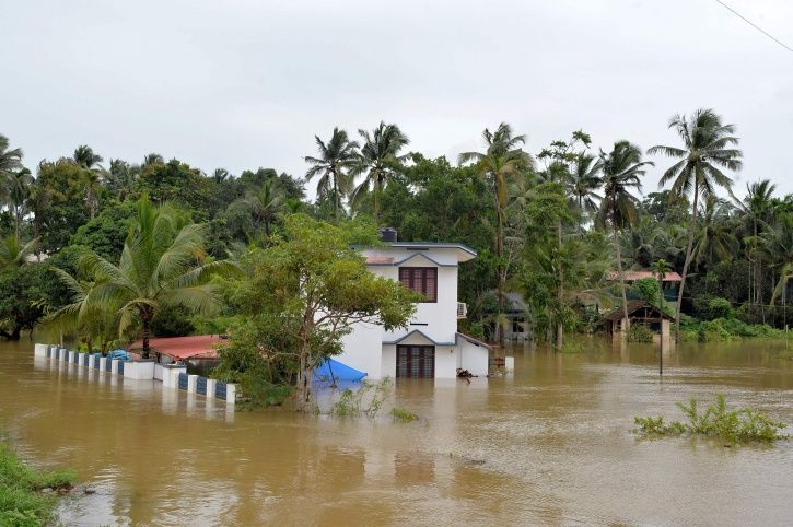 Kerala Flood Sheikh Mohammed