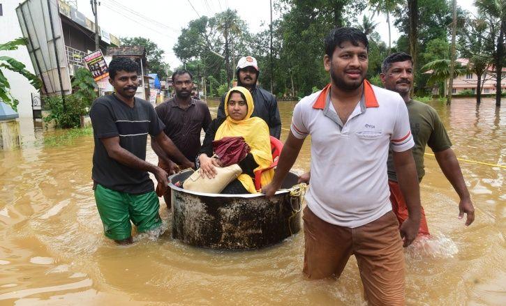 Kerala Flood UAE