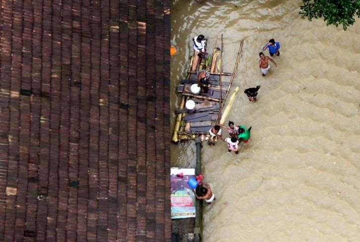 Kerala Floods Match Climate Change Predictions