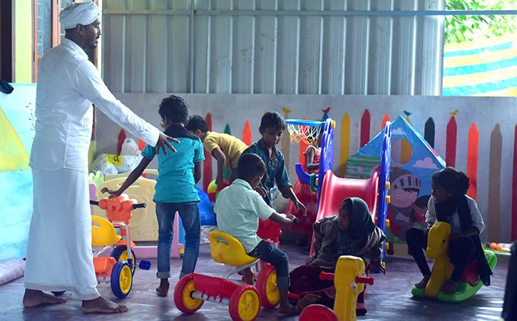 Kerala Madrassa Opens Doors To House Government School