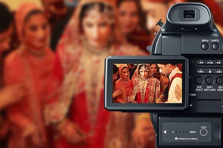 Lovers Stream Their Wedding Live On FB