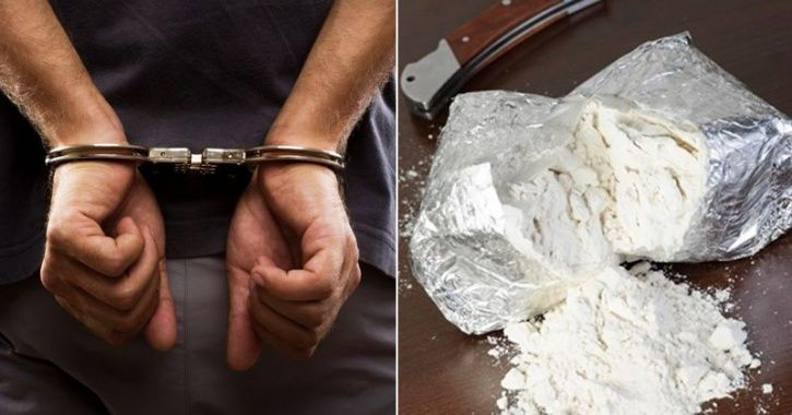 Man Arrested With Heroin
