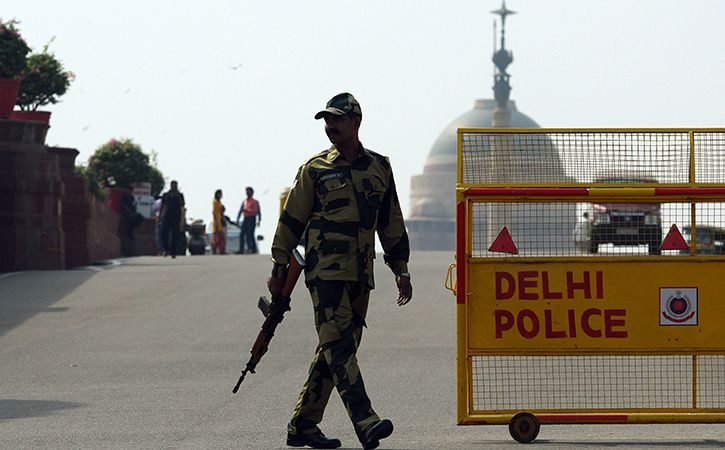 Man Caught With Bombs On Bus To Delhi