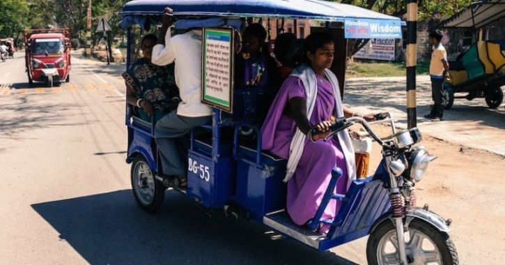 Miles To Go: Women In Allahabad Are Turning Rickshaw Owners In Road Towards Empowerment