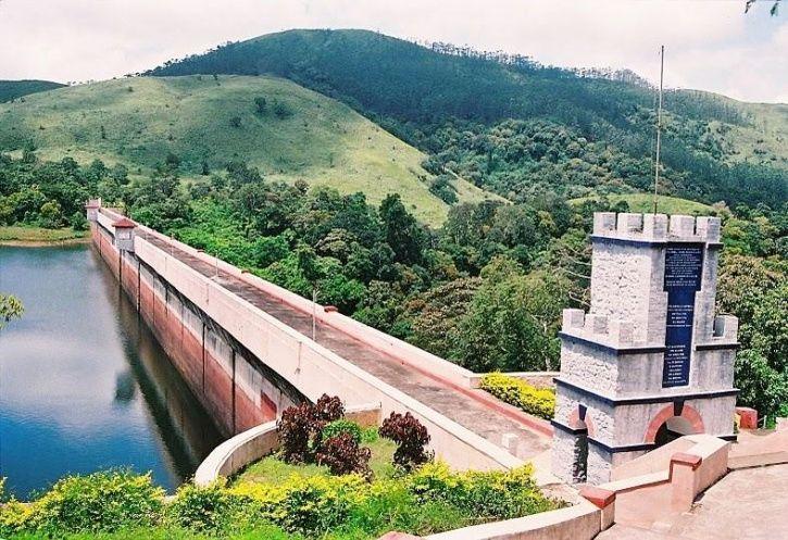 Mullaperiyar Dam Kerala