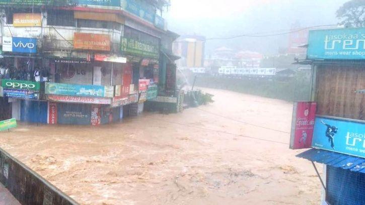 Munnar Flood