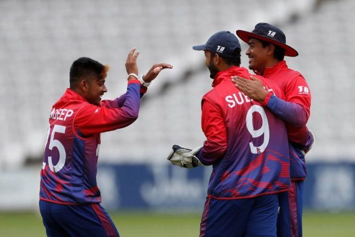 Nepal Win First ODI