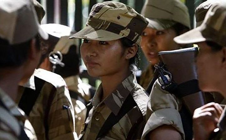 Northeast women in indian army