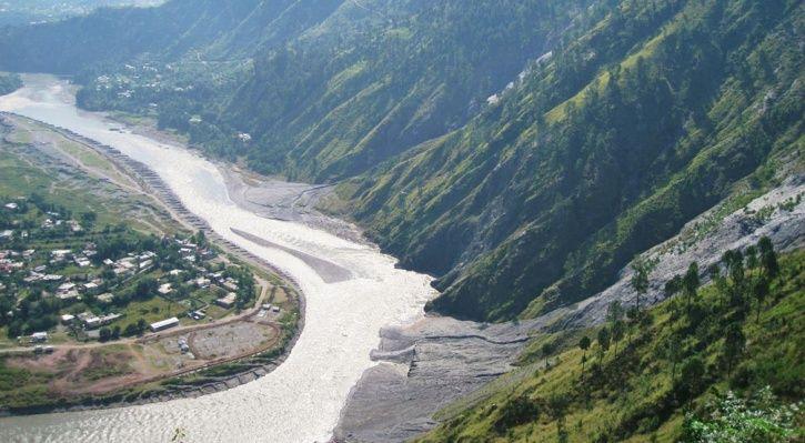 Pakistan, PoK, Muzaffarabad, water war, Neelum Jhelum hydropower plant,