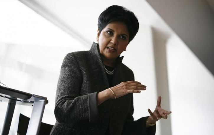 Pepsico Indra Nooyi To Step Down As Ceo After 12 Years