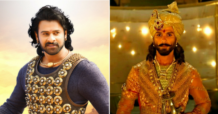 Prabhas Was Reportedly Offered To Play Maharawal Ratan Singh In Padmaavat, Here's Why He Rejected It
