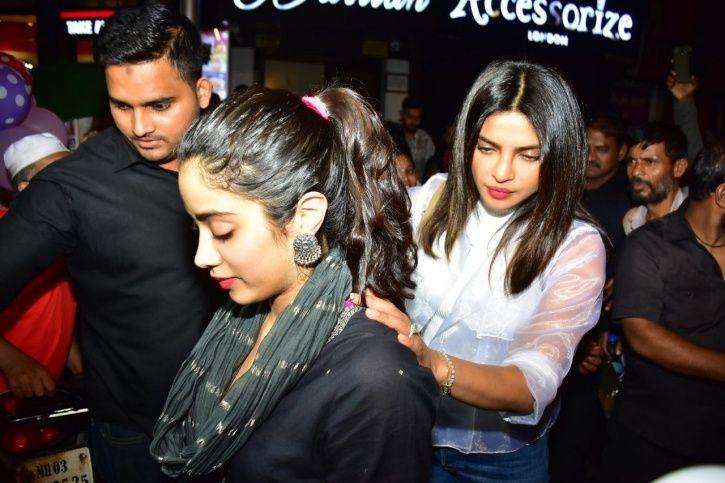 Priyanka Chopra and Janhvi1