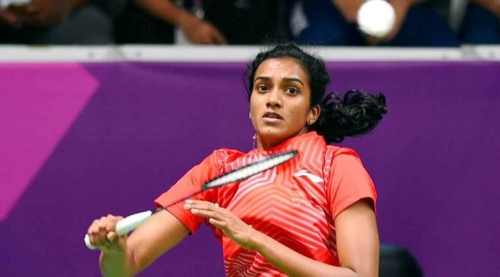 PV Sindhu lost in straight games