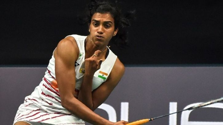 PV Sindhu lost to Carolina Marin