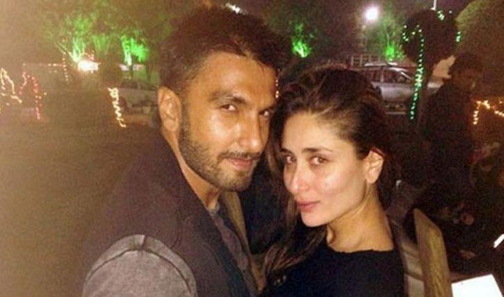 Ranveer Singh and Kareena Kapoor Khan