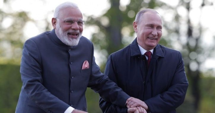 Russia target india election 2019