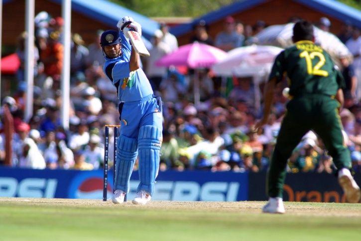 Sachin Tendulkar scored 673 runs in the 2003 World Cup