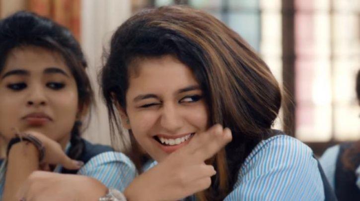 SC Quashing FIR Against Priya Varrier For Winking In A Song