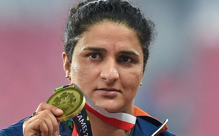 Seema Punia Donate Asian Games Pocket Money For Kerala Flood Victims
