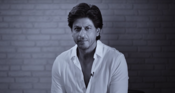 Shah Rukh Khan Urges Fans To Support & Empower Acid Attack Survivors In A Hard-Hitting Video