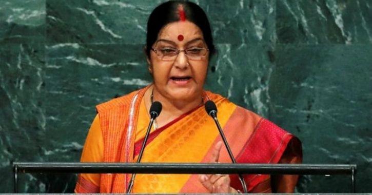 Sushma Swaraj India
