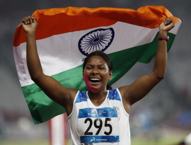 Swapna Barman India First Heptathlete To Win An Asiad Gold