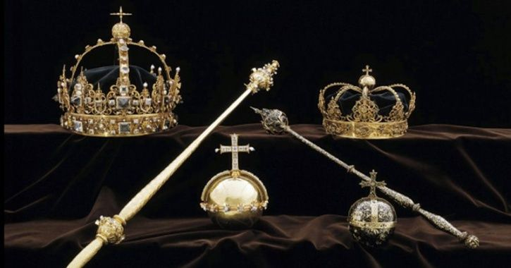 swedish crown jewels