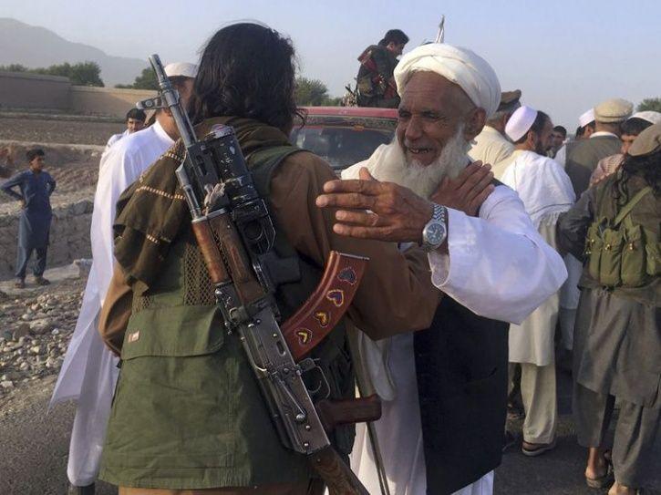Taliban Take at Least 100 People Hostage