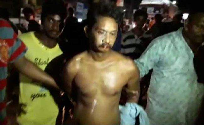 Teacher Stripped And Paraded Through Streets For Allegedly Raping A Student In Andhra Pradesh