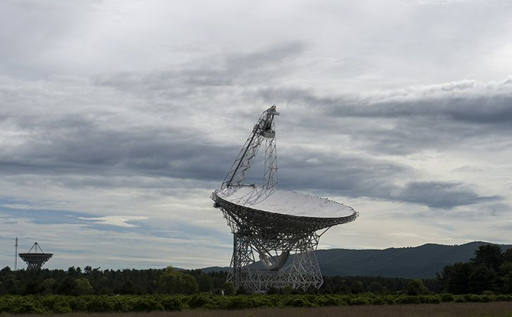 Telescope Near Pune Leads To Discovery Of Most Distant Galaxy