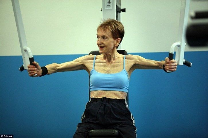 This 75-Year-Old Bodybuilding Grandma Reveals What It Takes For Her To Be In The Shape Of Her Life